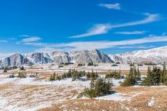 Arco de la medicina, Wyoming Fotos de archivo libres de regalías