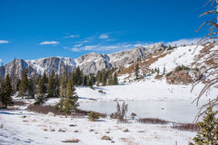 Arco de la medicina, Wyoming Imagen de archivo libre de regalías