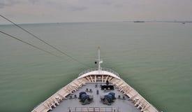 Arco de la nave Foto de archivo libre de regalías