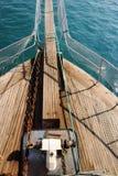 Arco de la nave del verano Fotos de archivo libres de regalías