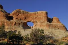 Arco de la roca Imagenes de archivo