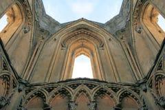 Arco de la ventana Fotografía de archivo libre de regalías