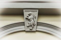 Arco de Lion Symbol Imagenes de archivo