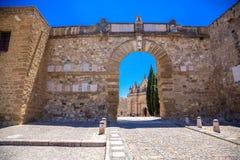 Arco de Los Gigantes - Antequera Στοκ Φωτογραφίες