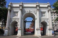 Arco de mármore Imagem de Stock