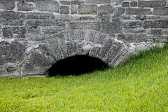 Arco de pedra Fotografia de Stock