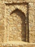 Arco de pedra indiano Imagem de Stock Royalty Free