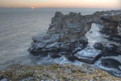 Arco de pedra natural Imagem de Stock Royalty Free