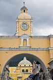 Arco de Santa Catalina Royalty Free Stock Images
