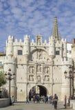 Arco De Santa marÃa zdjęcia royalty free