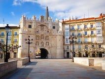 Arco de Santa Maria Stock Photos