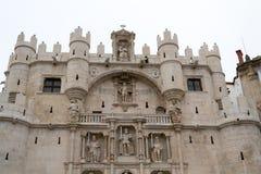 Arco de Santa Maria in Burgos (Spain) Royalty Free Stock Image