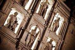 Arco de Santa Maria Stock Photo