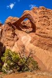 Arco de sela Foto de Stock Royalty Free