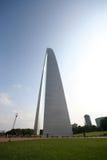 Arco de St Louis Imagem de Stock Royalty Free
