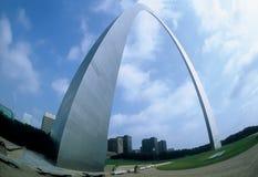Arco de St. Louis Fotografía de archivo