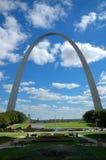 Arco de St Louis Fotos de Stock