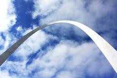 Arco de St Louis Imagem de Stock