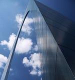 Arco de St Louis Imagens de Stock Royalty Free
