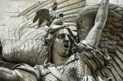 Arco de Triomph Imagens de Stock