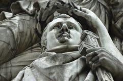 Arco de Triomphe Imagens de Stock Royalty Free
