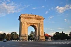 Arco de triumph Immagini Stock