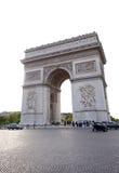 Arco de Triumph, París Francia Imagen de archivo