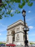 Arco de Triunfo. Fotografia de Stock
