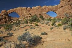 Arco de Windows Fotografía de archivo