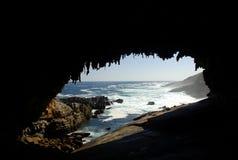 Arco degli ammiragli, parco nazionale di inseguimento del Flinders, isola del canguro Australia Meridionale Fotografia Stock Libera da Diritti