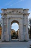 Arco dei Gavi w Verona Zdjęcie Royalty Free
