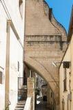 Arco dei semi Immagini Stock