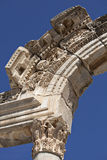 Arco del arco de Hadrian, Ephesus Imagen de archivo
