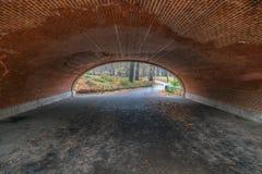 Arco del claro Foto de archivo libre de regalías