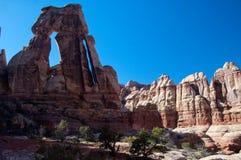 Arco del druida Foto de archivo libre de regalías