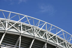 Arco del estadio Foto de archivo