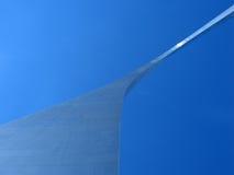 Arco del Gateway de St. Louis fotos de archivo