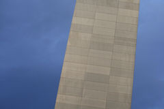 Arco del Gateway a St. Louis Fotografia Stock Libera da Diritti