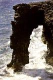 Arco del mare Immagine Stock