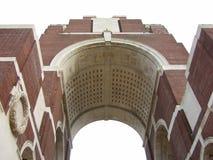 Arco del memoriale di Somme immagini stock libere da diritti