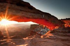 Arco del Mesa Foto de archivo