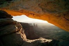 Arco del Mesa Foto de archivo libre de regalías