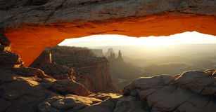 Arco del Mesa Imagen de archivo libre de regalías