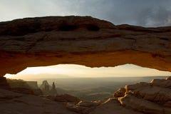 Arco del Mesa Imagenes de archivo