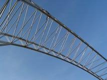 Arco del metallo Fotografia Stock Libera da Diritti
