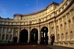 Arco del Ministerio de marina, Londres Foto de archivo libre de regalías