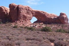 Arco del nord di Windows Immagini Stock