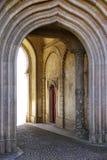 Arco del palacio Foto de archivo libre de regalías