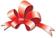 Arco del regalo Immagine Stock