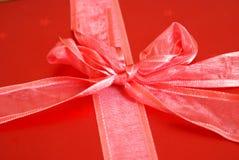 Arco del regalo Fotografía de archivo libre de regalías